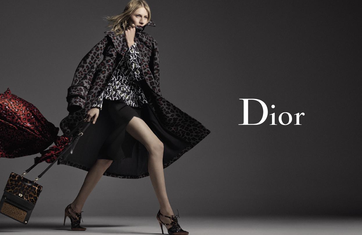 49e27a0964e Dior Autumn-Winter 2016-17 campaignFashionela