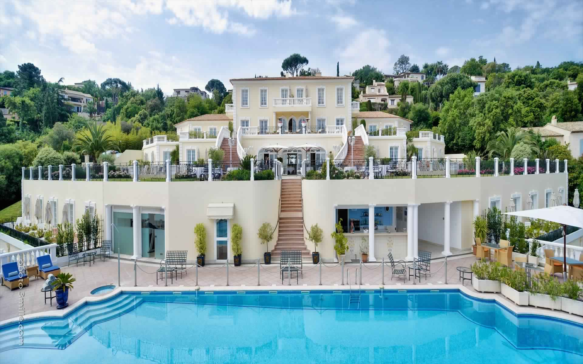 Althoff Hotel Villa Belrose – The best luxury experience in St TropezFashionela