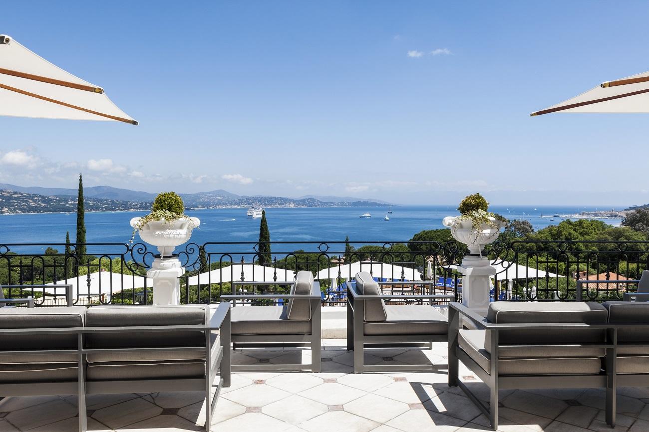 Hotel Villa Belrose Terrace
