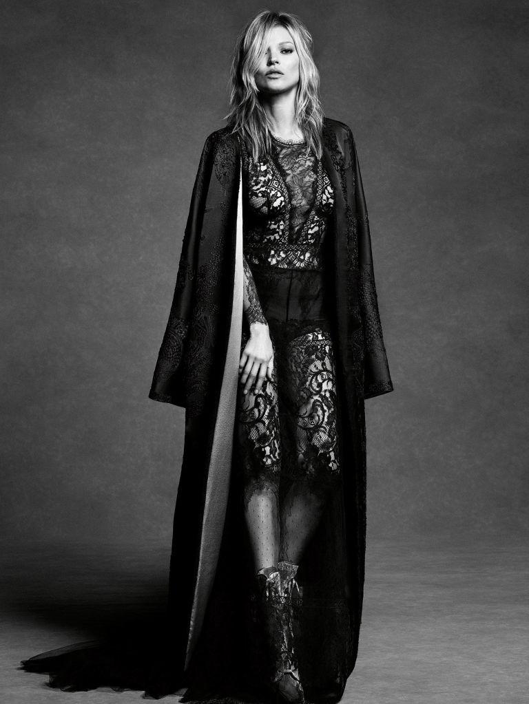 Kate Moss Alberta Ferretti Fashionela