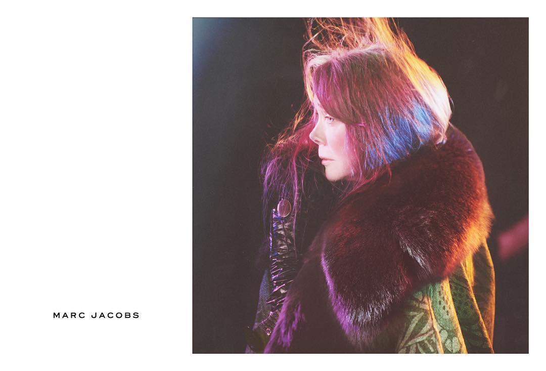 Marc Jacobs Fall Winter 2016 Campaign Fashionela