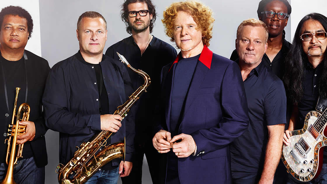 Simply Red Belgrade Calling 2016