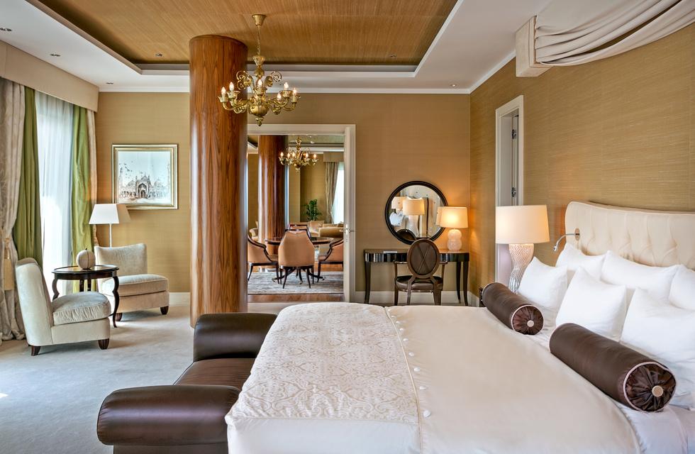 Grand Hotel River Park Bratislava Presidental Suite