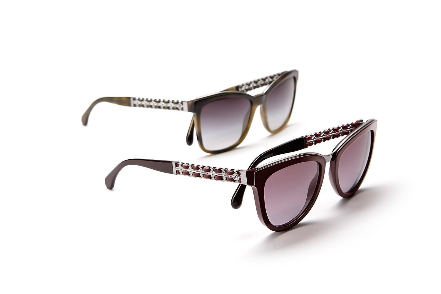 Chanel Coco Chain eyewear Fashionela