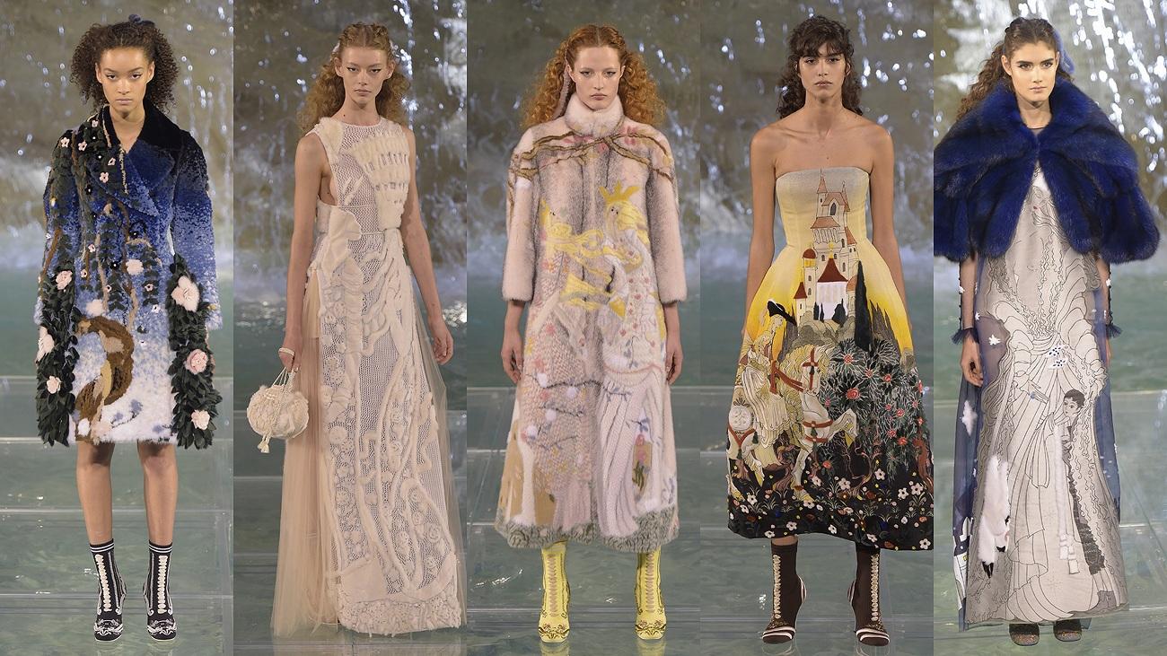 Fendi Couture Fall 2016 Fashionela