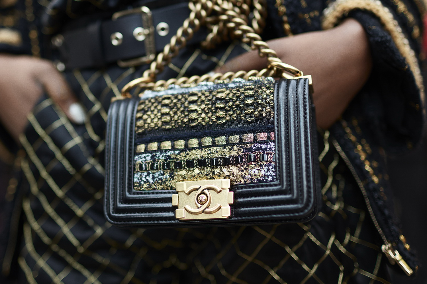 Chanel 2017 handbags Fashionela