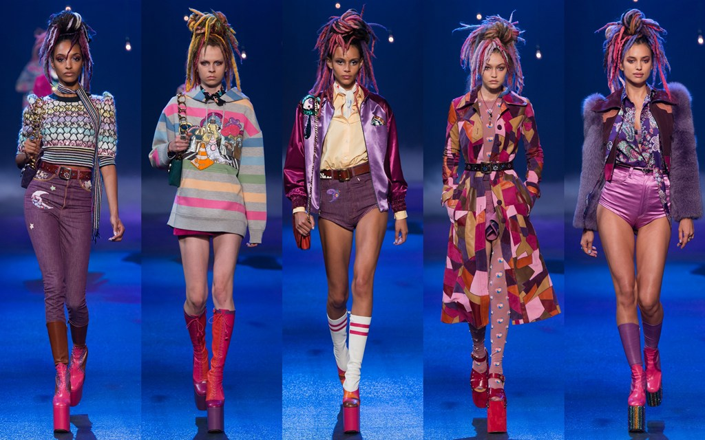 marc jacobs spring 2017 fashionela