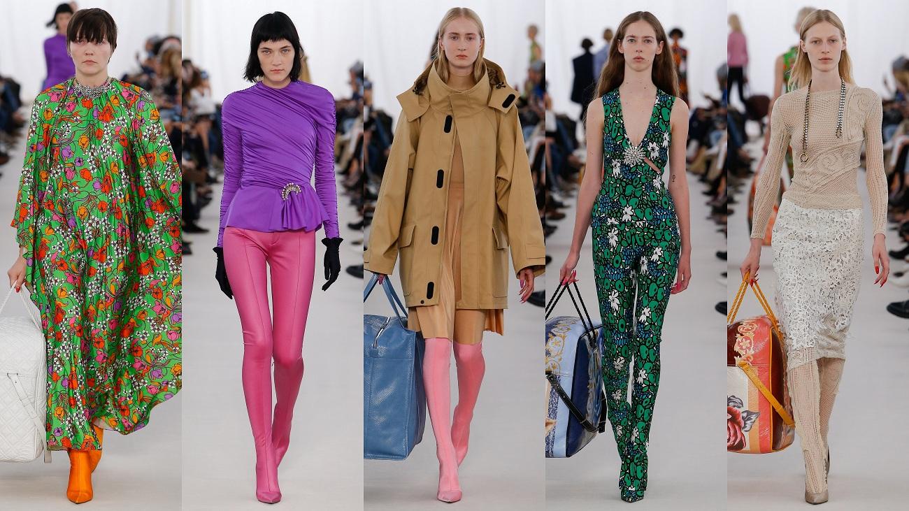 Balenciaga Spring 2017 Fashionela