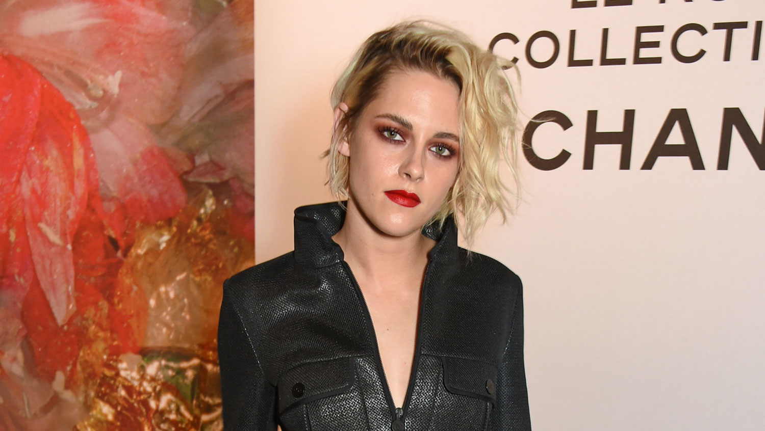 chanel beauty kristen stewart fashionela