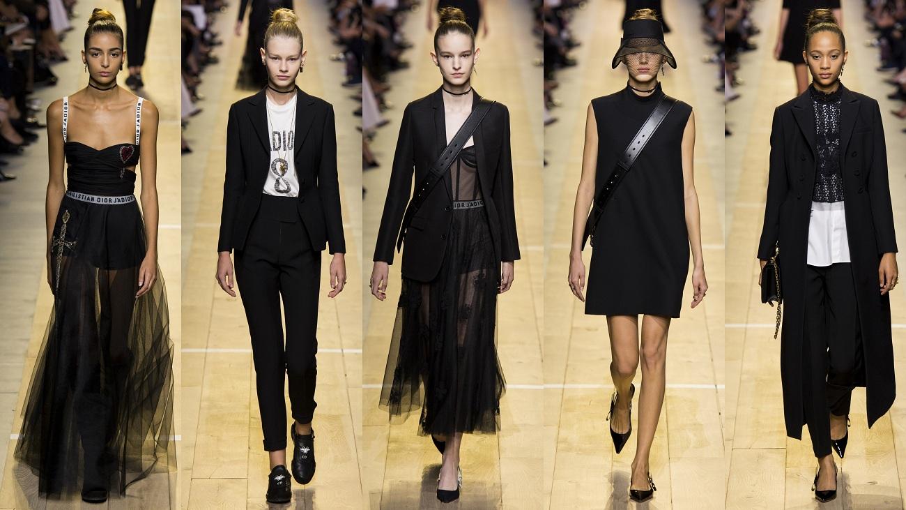 Dior Spring 2017 Fashionela