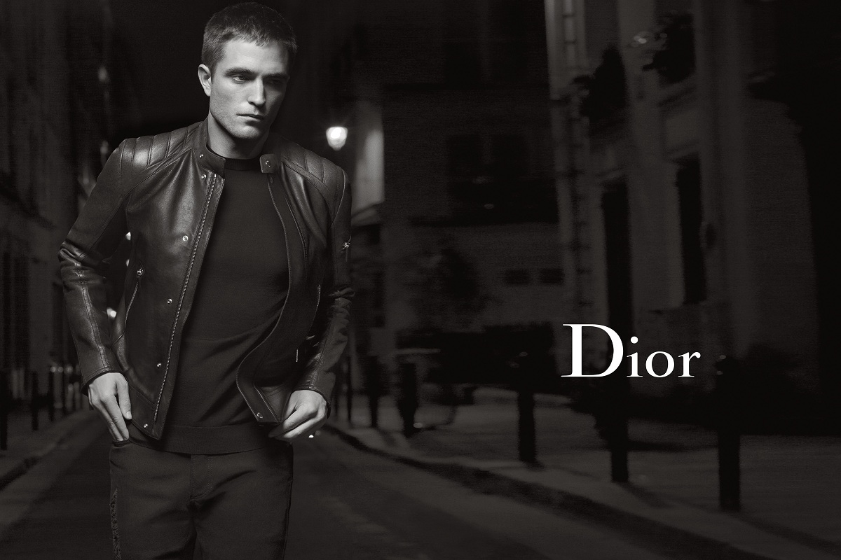 Robert Pattinson Dior Spring 2017 Fashionela