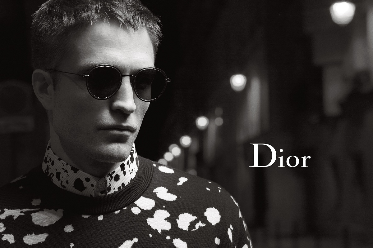 Dior Homme Spring 2017 starring Robert PattinsonFashionela