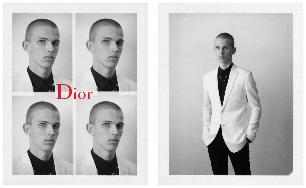 Dior Homme Spring 2017 Black Carpet Fashionela