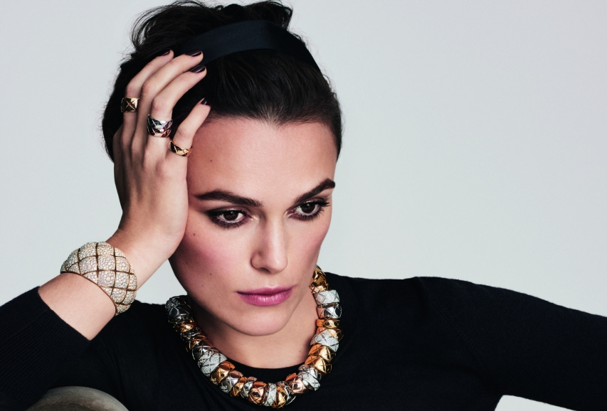 Keira Knightley stars in the new Chanel Coco Crush Fashionela