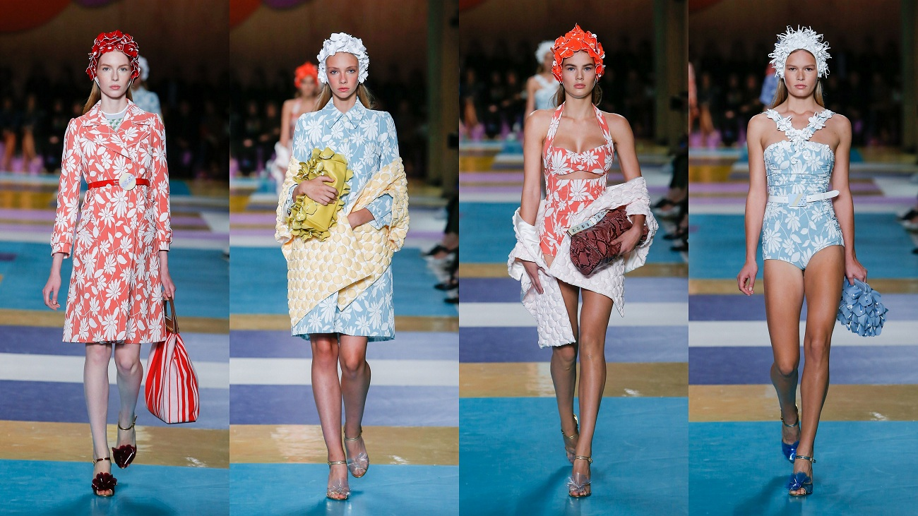 Miu Miu Spring 2017 Fashionela