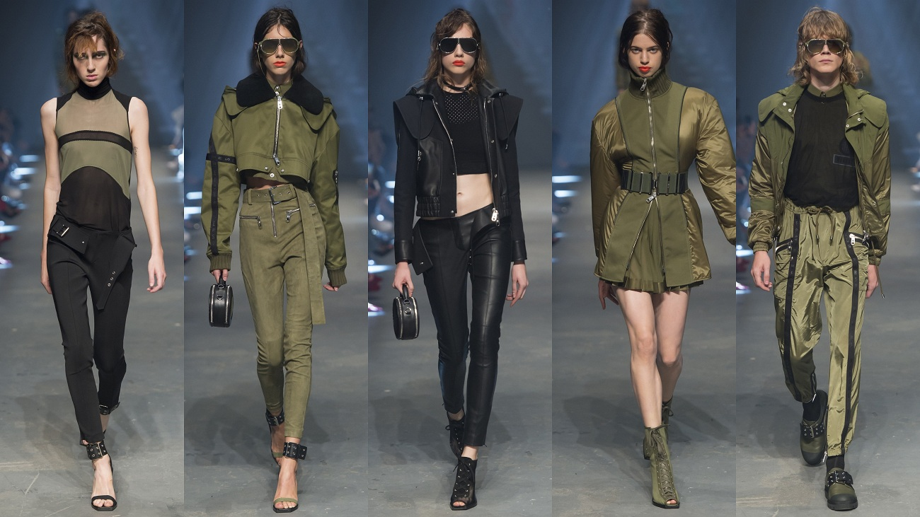 Versus Spring 2017 Fashionela
