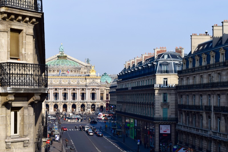 Paris Opera View