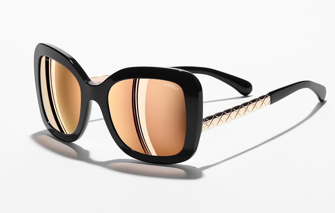 Chanel eyewear spring 2017 Fashionela