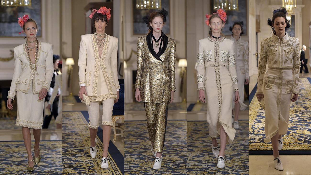 cb96c3b5c9c8 The Paris Cosmopolite - Chanel Métiers d Art 2017Fashionela