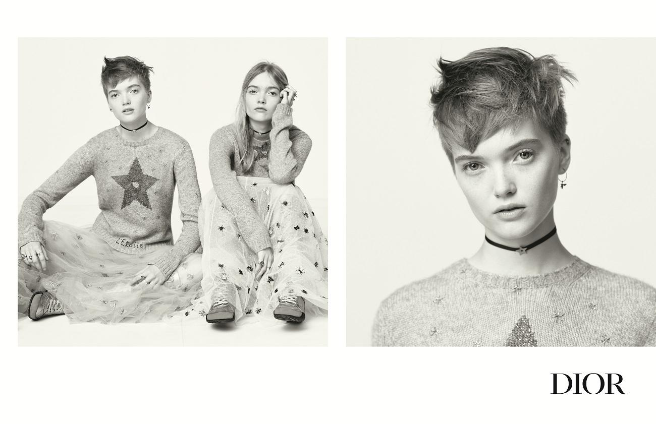 dior ss17 campaign fashionela