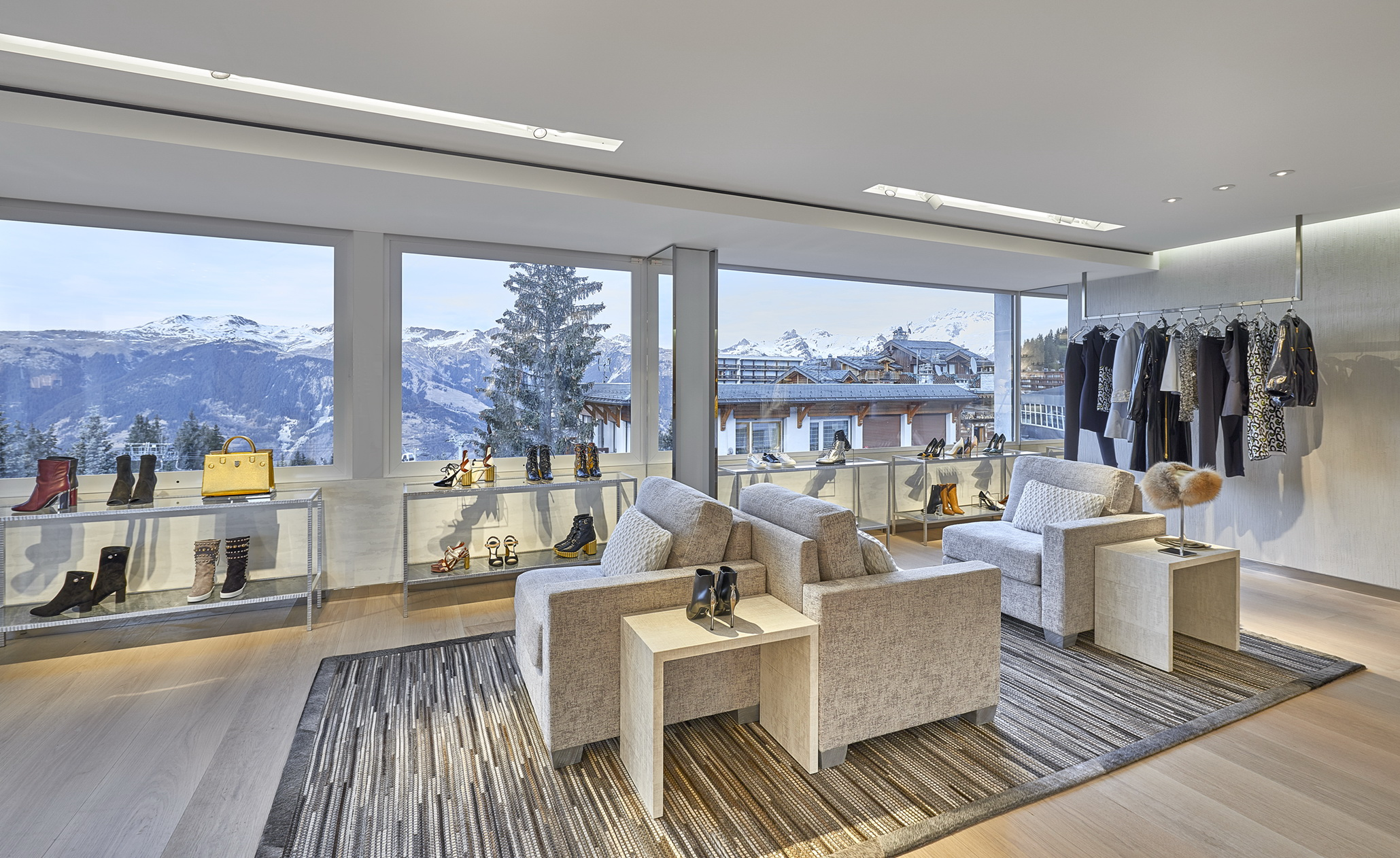 dior courchevel fashionela