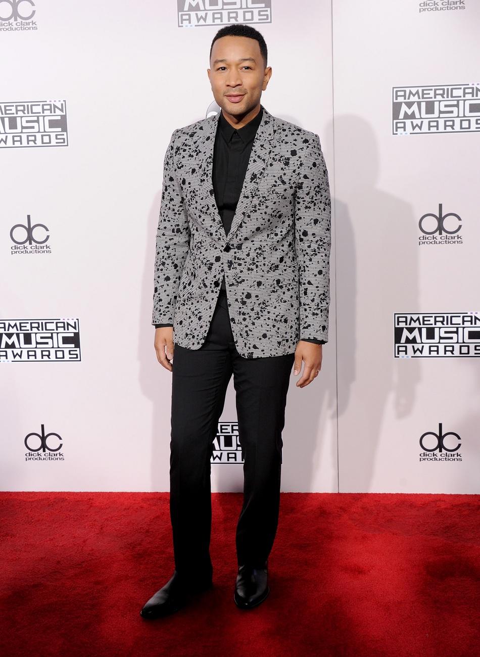 John Legend Dior Homme