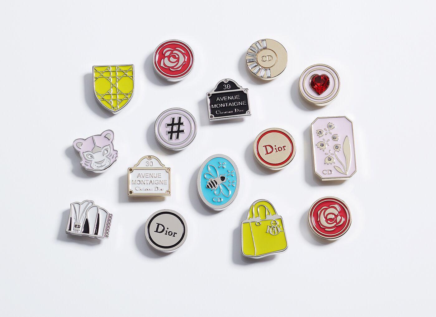 Lady Dior lucky badges Fashionela