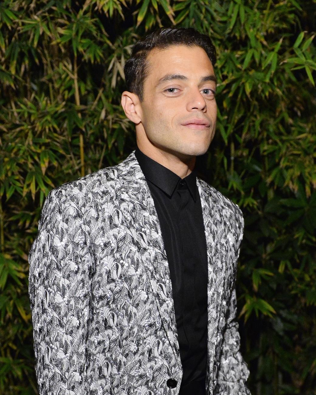 Rami Malek Dior Homme