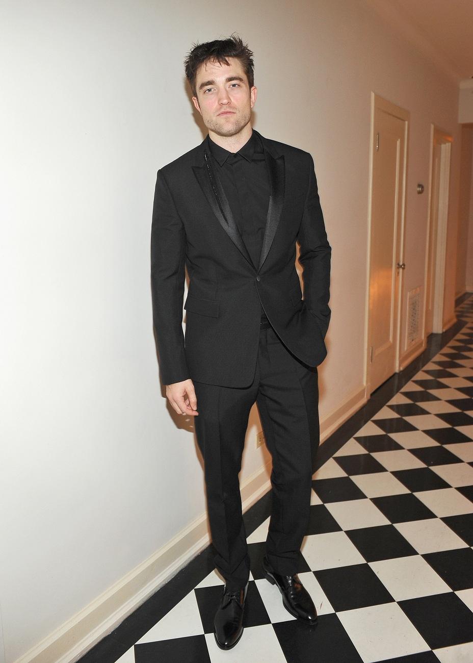 Robert Pattinson Dior Homme