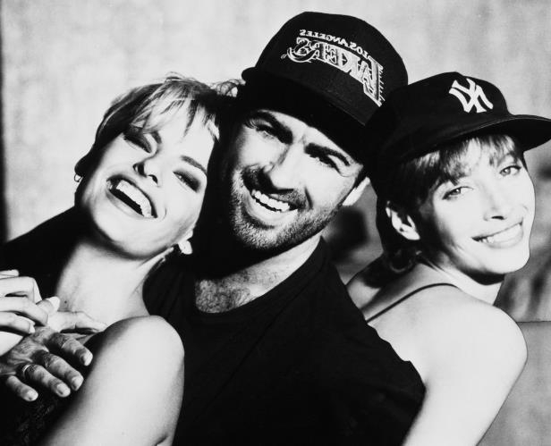 george-michael-with-supermodels