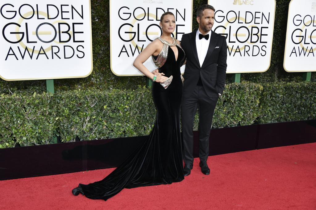 Blake Lively Ryan Reynolds Fashionela