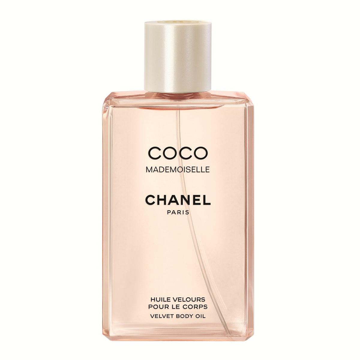 Chanel Coco Mademoiselle Velvet Body Oil Fashionela