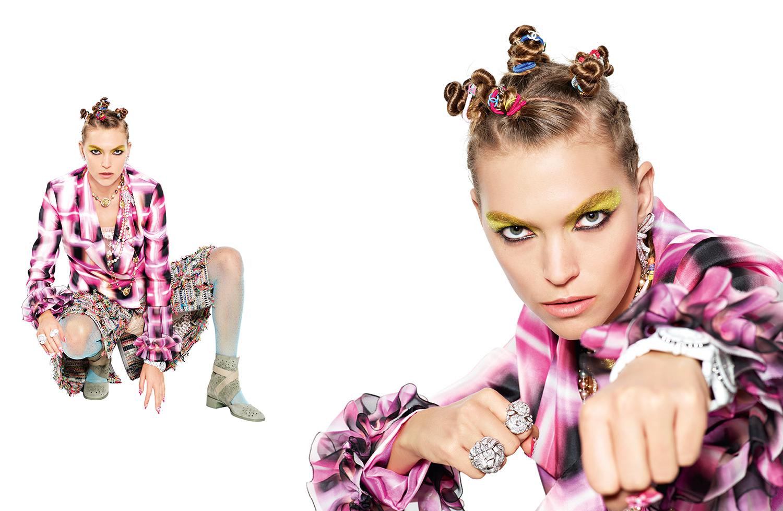 chanel spring 2017 fashionela