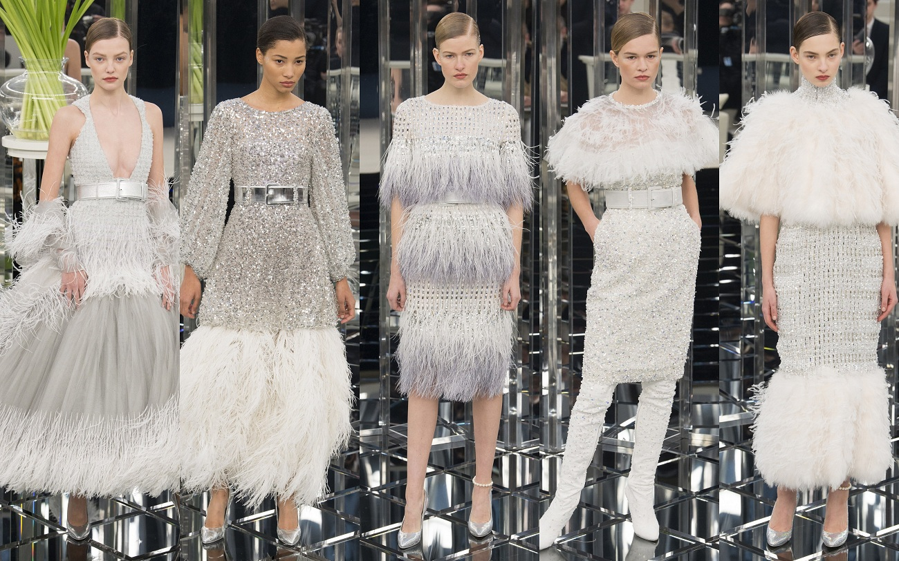 Chanel Spring 2017 Haute Couture Fashionela