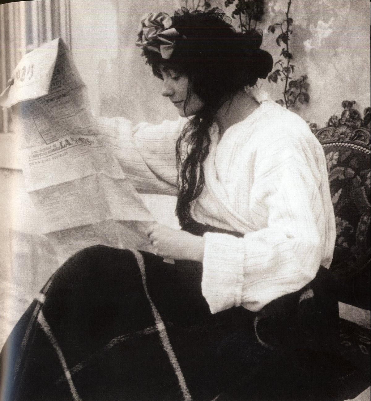 Coco Chanel 1910 Fashionela