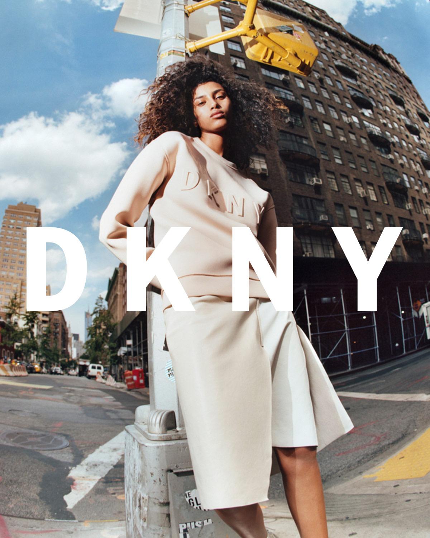DKNY Pre Spring 2017 Fashionela