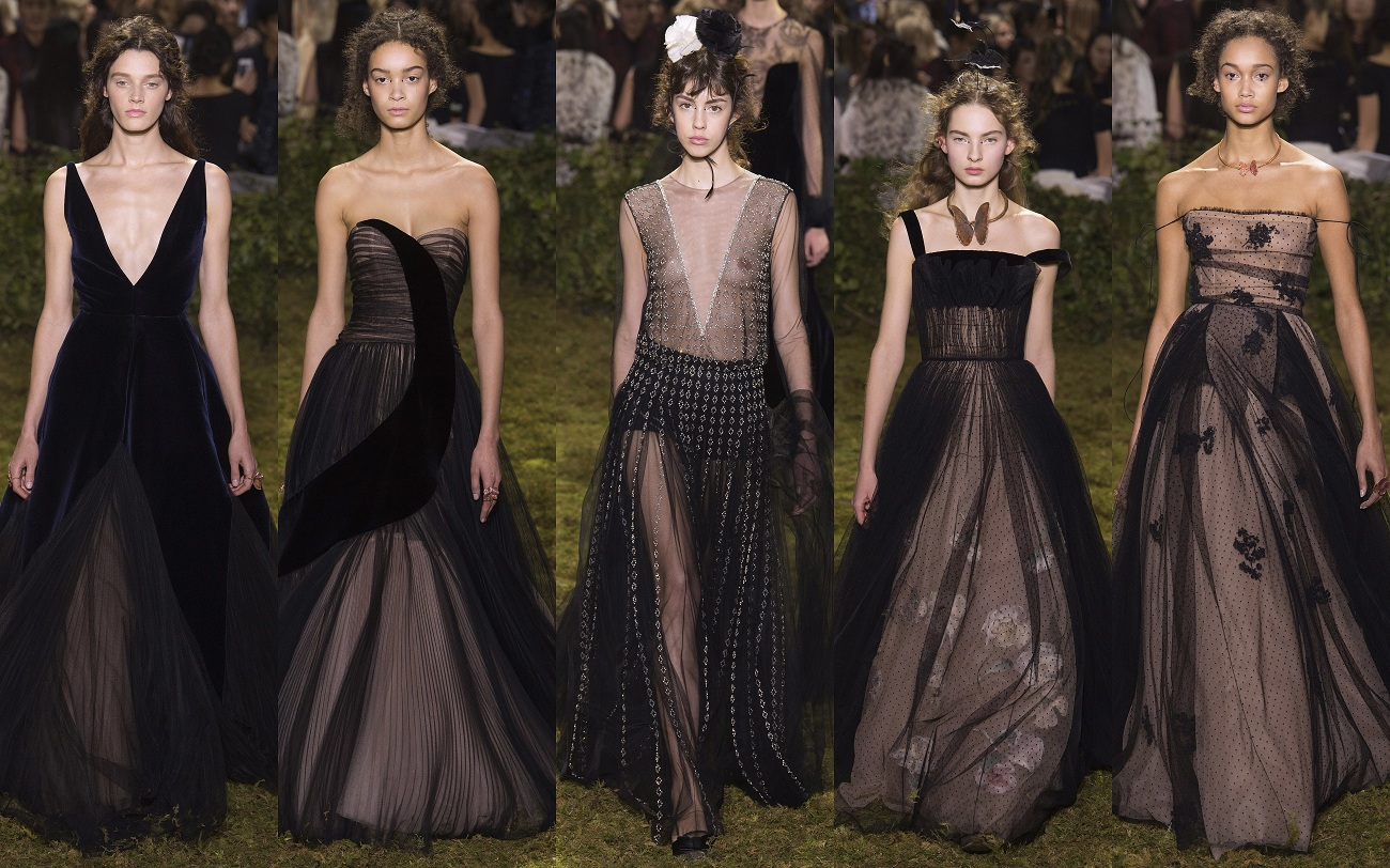 Dior haute couture spring 2017 collectionfashionela for A haute couture