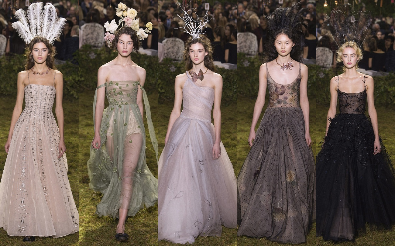 Dior haute couture spring 2017 collectionfashionela for Haute couture 2017