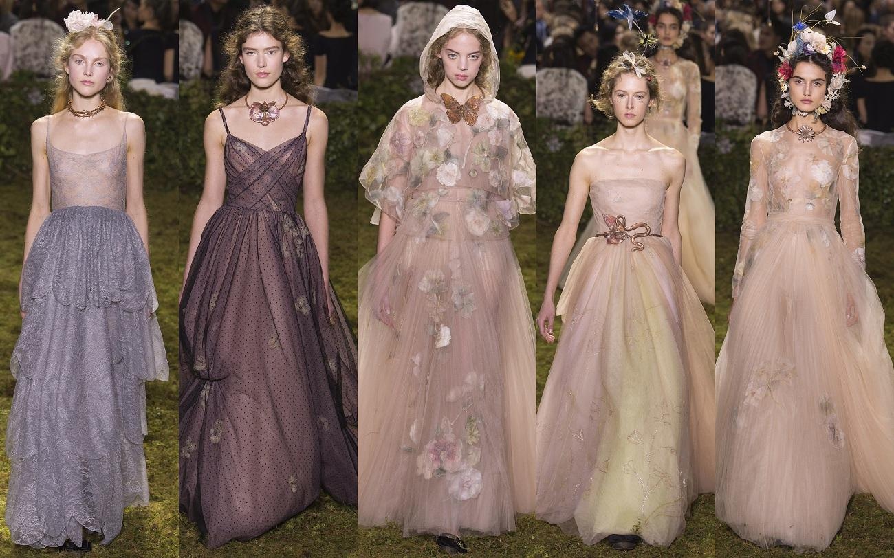 Dior Haute Couture Spring 2017 Fashionela