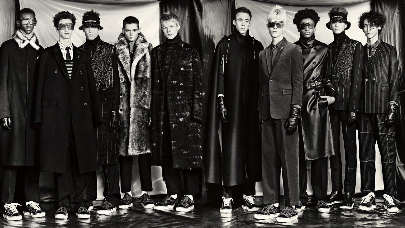 Dior Homme Fall 2017 Fashionela