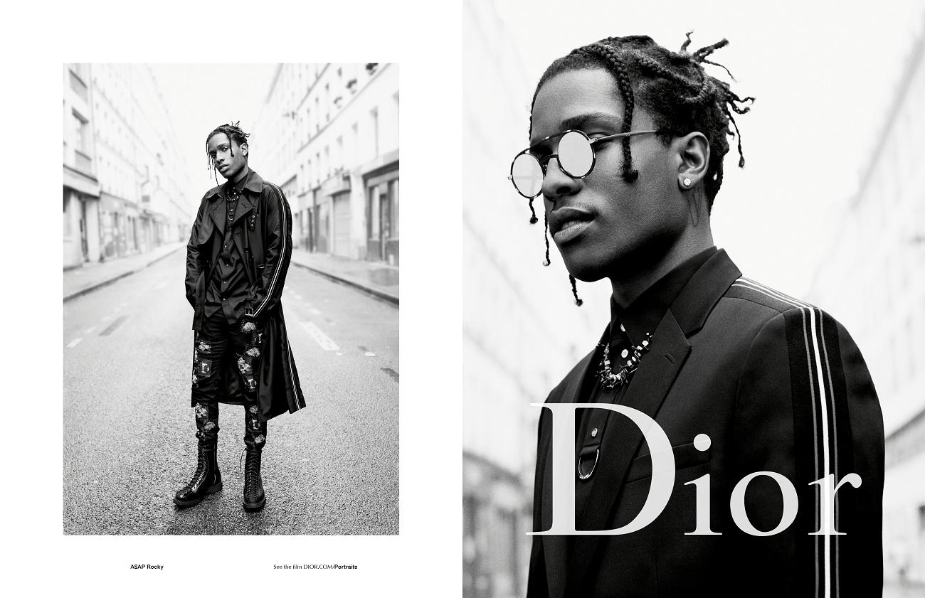dior homme summer 2017 fashionela