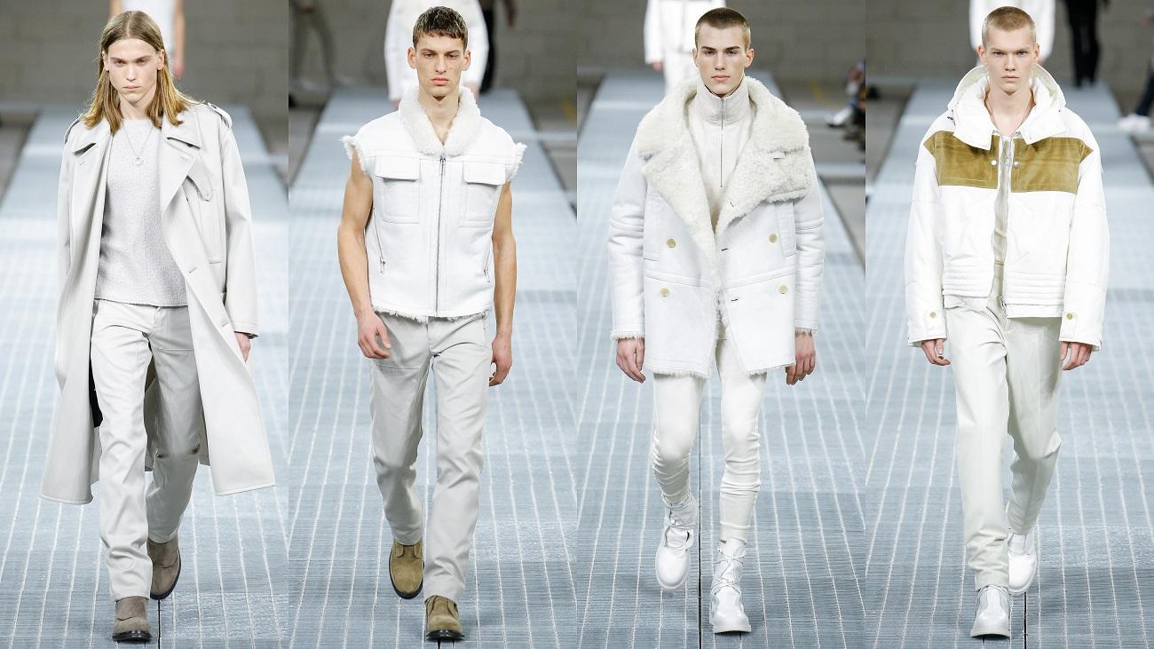 Dirk Bikkembergs Menswear Fall 2017 Fashionela
