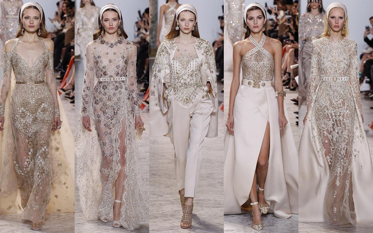 Elie Saab Spring 2017 Haute Couture Fashionela