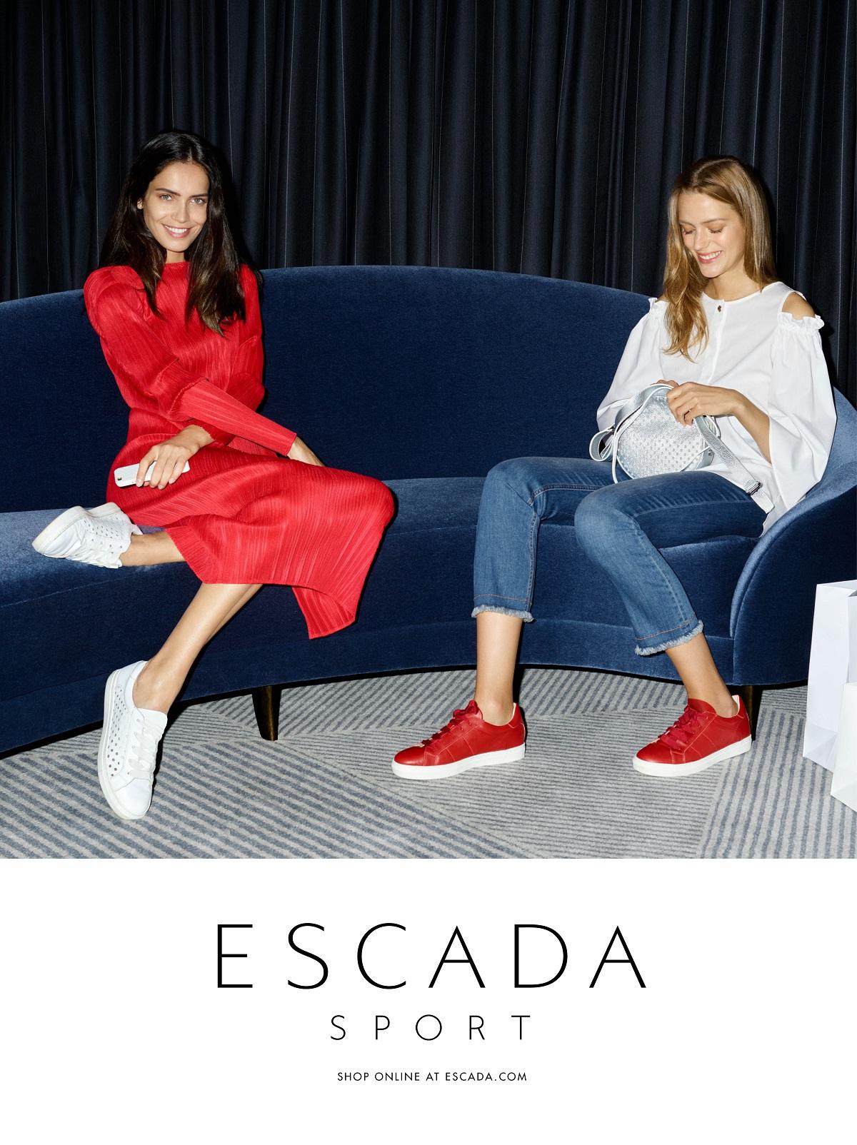 Escada Spring 2017 Fashionela