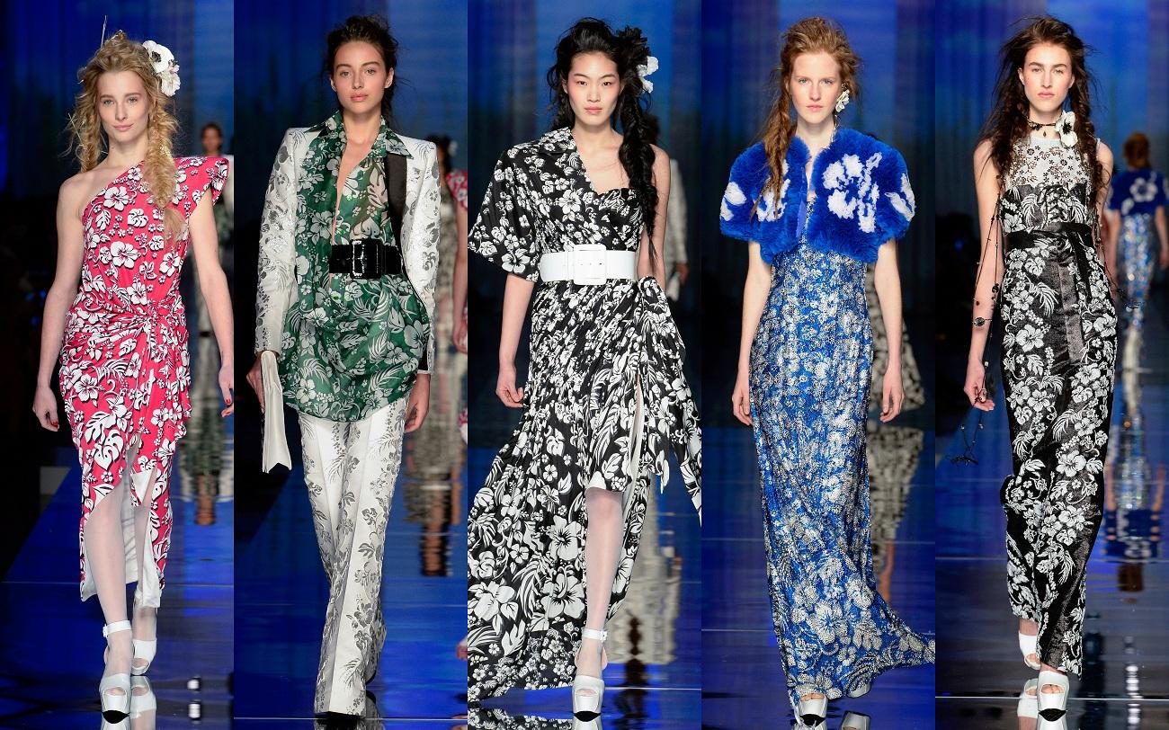 Jean-Paul Gaultier Spring 2017 Haute Couture Fashionela