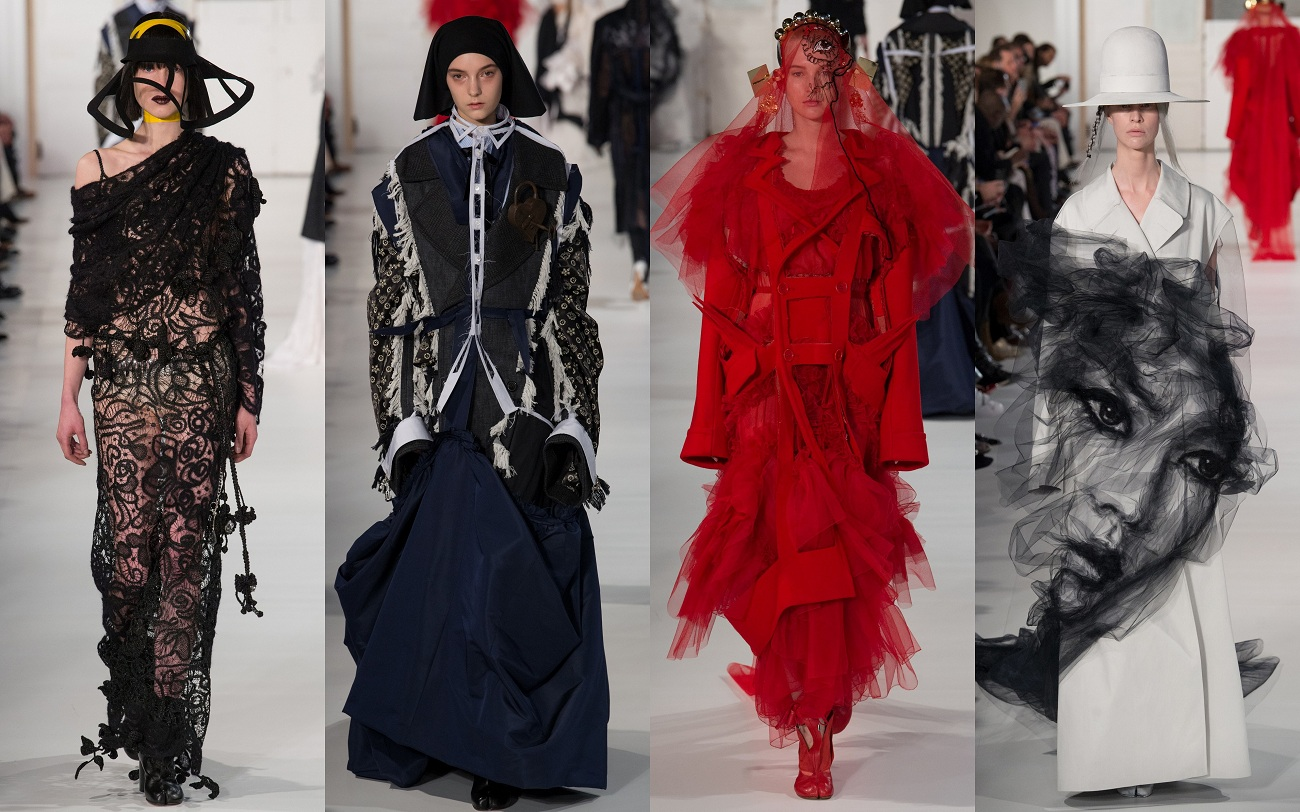 Maison Margiela Spring 2017 Haute Couture collection Fashionela