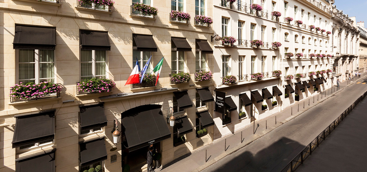 The Castille Paris Starhotels Fashionela
