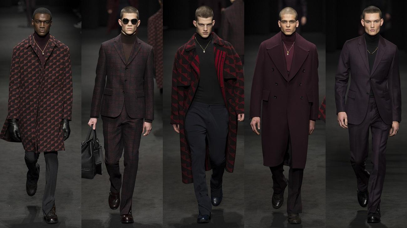 Versace Menswear Fall 2017 Fashionela