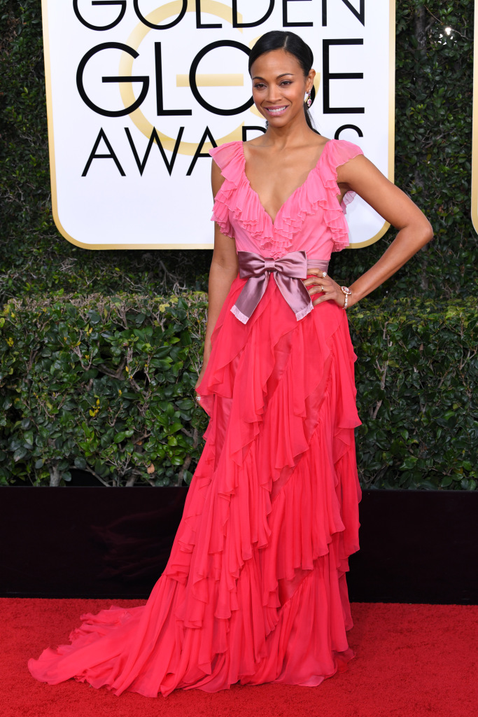 Golden Globe Awards 2017 Fashionela