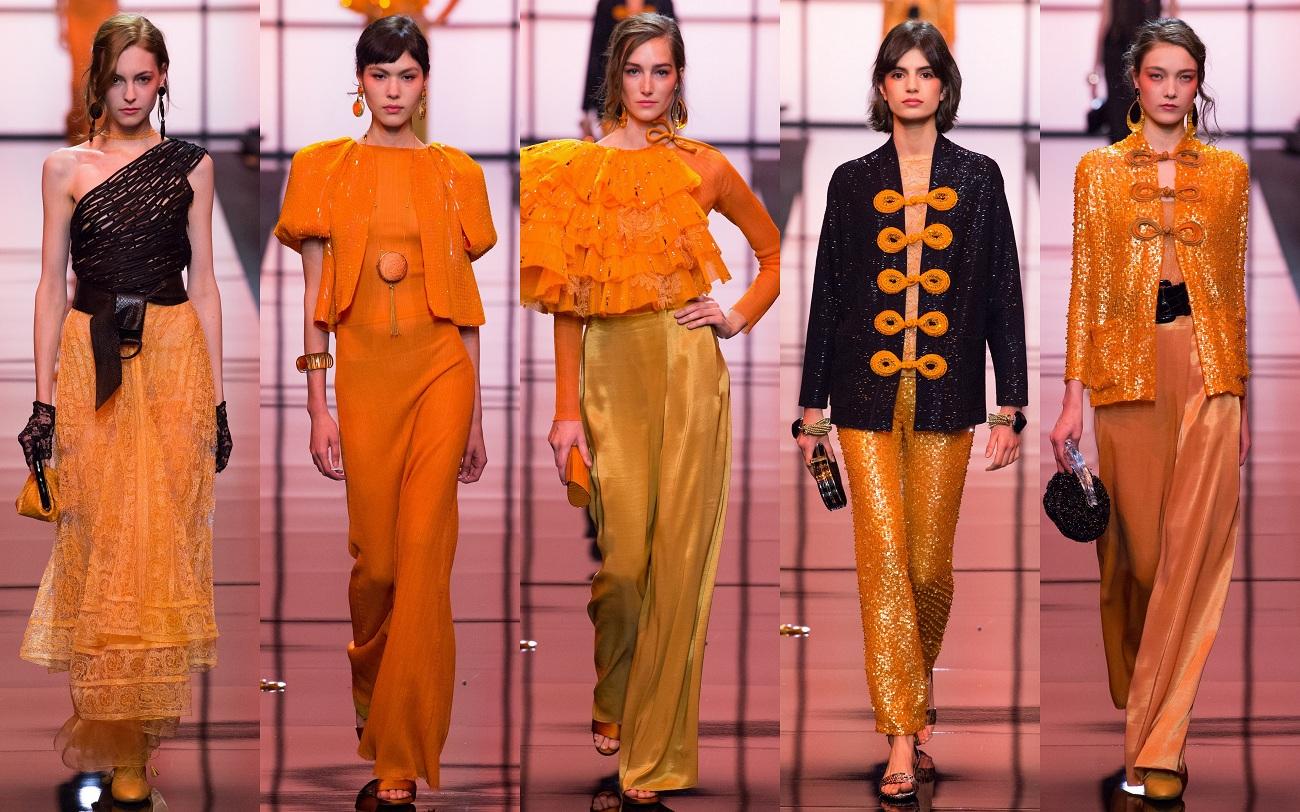 Armani Prive Spring 2017 Haute Couture  Fashionela